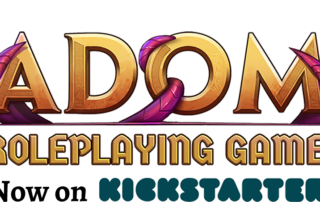 ADOM RPG Now Live on Kickstarter!